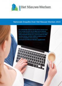 Enquete Het Nieuwe Werken 2015