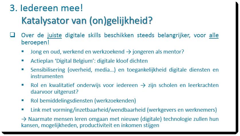 Bart Buysse Digitalisering kathalisator