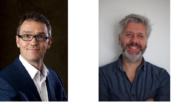 Bart Van Roey ihop en Dirk Vercruyse quidnunc